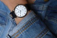 Zegarek damski Le Temps Zafira LT1085.01BL11 - zdjęcie 3