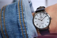 Zegarek damski Le Temps Zafira LT1085.01BL11 - zdjęcie 2