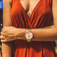 Zegarek damski Lorus Klasyczne RG210NX9 - zdjęcie 2
