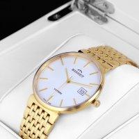 Zegarek męski Bisset Klasyczne BSDF03GISX03BX - zdjęcie 4