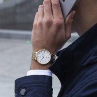 Zegarek męski Bisset Klasyczne BSDF03GISX03BX - zdjęcie 5