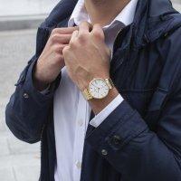 Zegarek męski Bisset Klasyczne BSDF03GISX03BX - zdjęcie 6