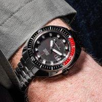 Zegarek męski Bulova Automatic 98B320 - zdjęcie 6