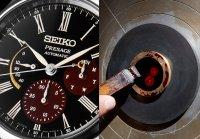 Zegarek męski Seiko Presage SPB085J1 - zdjęcie 5