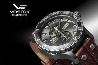 Zegarek męski Vostok Europe Expedition Everest Underground YN84-597A543 - zdjęcie 4